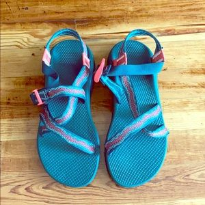 Never worn chacos!